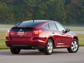 Ver foto 4 de Honda Accord Crosstour 2010