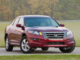 Fotos de Honda Accord Crosstour 2010