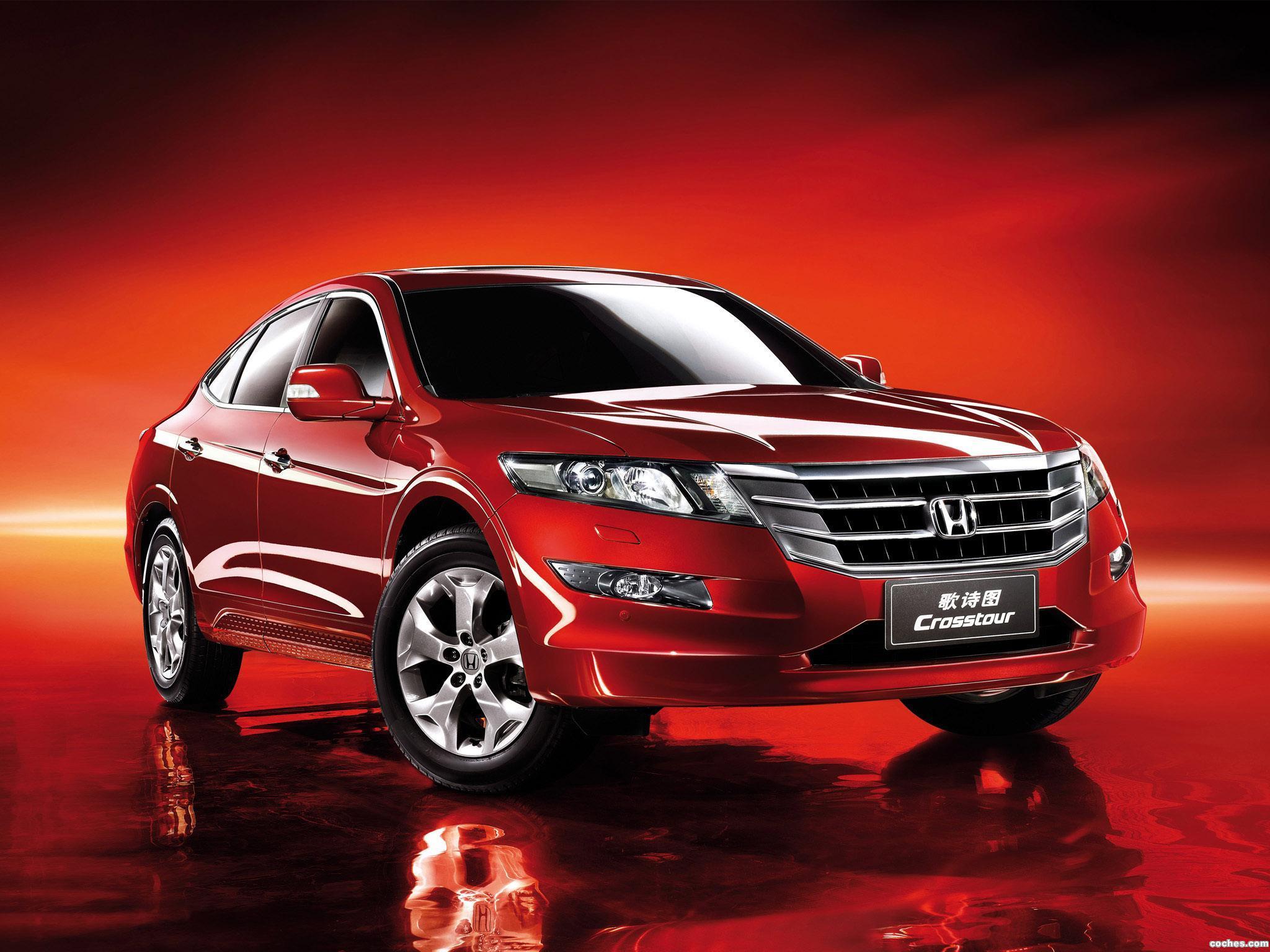 Foto 0 de Honda Accord Crosstour China 2010