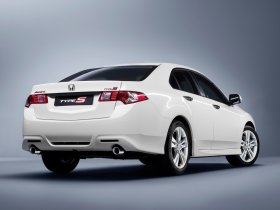 Ver foto 4 de Honda Accord Diesel Type-S Sedan 2009