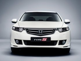 Ver foto 2 de Honda Accord Diesel Type-S Sedan 2009