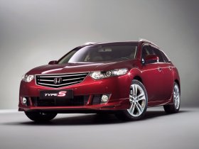 Fotos de Honda Accord Diesel Type S Tourer 2009