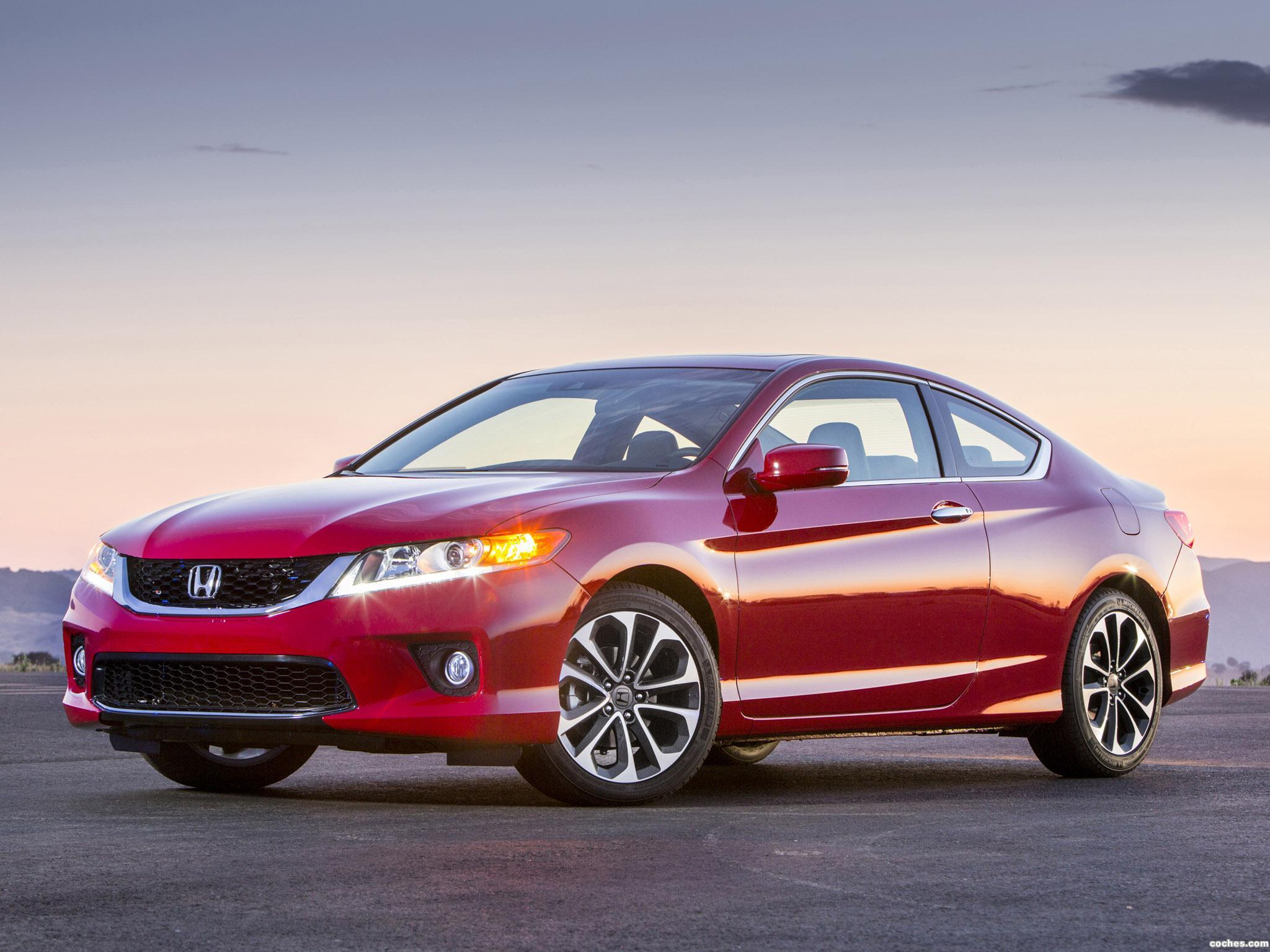 Foto 0 de Honda Accord EX-L V6 Coupe 2013