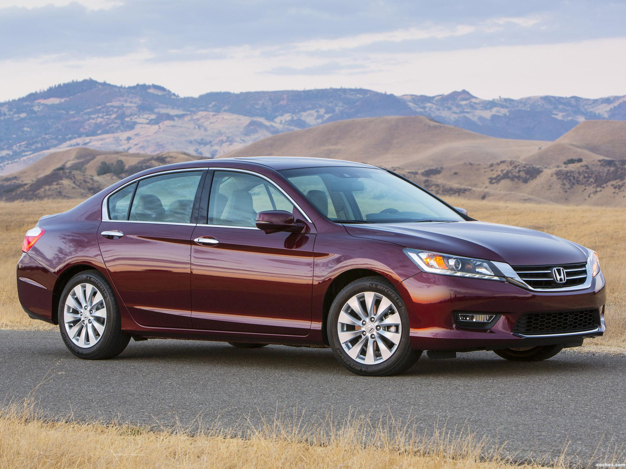 Foto 0 de Honda Accord EX-L V6 Sedan 2013