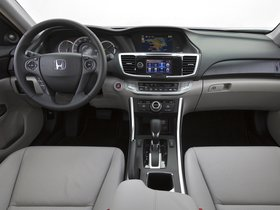 Ver foto 30 de Honda Accord EX-L V6 Sedan 2013