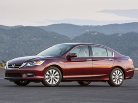 Ver foto 21 de Honda Accord EX-L V6 Sedan 2013