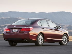 Ver foto 20 de Honda Accord EX-L V6 Sedan 2013