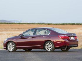 Ver foto 19 de Honda Accord EX-L V6 Sedan 2013