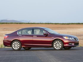 Ver foto 18 de Honda Accord EX-L V6 Sedan 2013