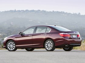 Ver foto 17 de Honda Accord EX-L V6 Sedan 2013