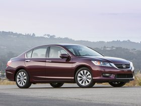 Ver foto 16 de Honda Accord EX-L V6 Sedan 2013