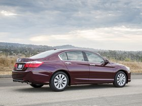 Ver foto 15 de Honda Accord EX-L V6 Sedan 2013