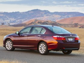 Ver foto 14 de Honda Accord EX-L V6 Sedan 2013