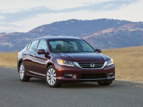 Ver foto 12 de Honda Accord EX-L V6 Sedan 2013