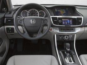 Ver foto 29 de Honda Accord EX-L V6 Sedan 2013