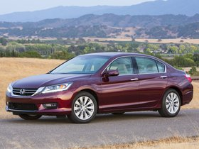 Ver foto 11 de Honda Accord EX-L V6 Sedan 2013
