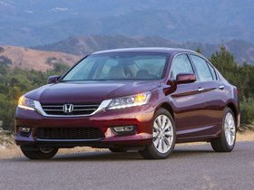 Ver foto 10 de Honda Accord EX-L V6 Sedan 2013
