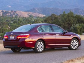 Ver foto 9 de Honda Accord EX-L V6 Sedan 2013