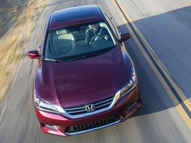Ver foto 8 de Honda Accord EX-L V6 Sedan 2013