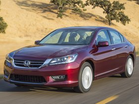 Ver foto 7 de Honda Accord EX-L V6 Sedan 2013