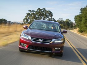 Ver foto 6 de Honda Accord EX-L V6 Sedan 2013