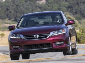 Ver foto 5 de Honda Accord EX-L V6 Sedan 2013