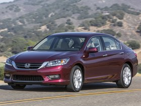 Ver foto 4 de Honda Accord EX-L V6 Sedan 2013