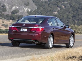 Ver foto 3 de Honda Accord EX-L V6 Sedan 2013