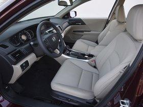 Ver foto 28 de Honda Accord EX-L V6 Sedan 2013