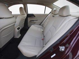 Ver foto 27 de Honda Accord EX-L V6 Sedan 2013
