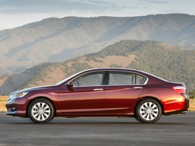Ver foto 25 de Honda Accord EX-L V6 Sedan 2013