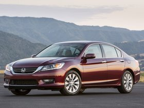 Ver foto 22 de Honda Accord EX-L V6 Sedan 2013