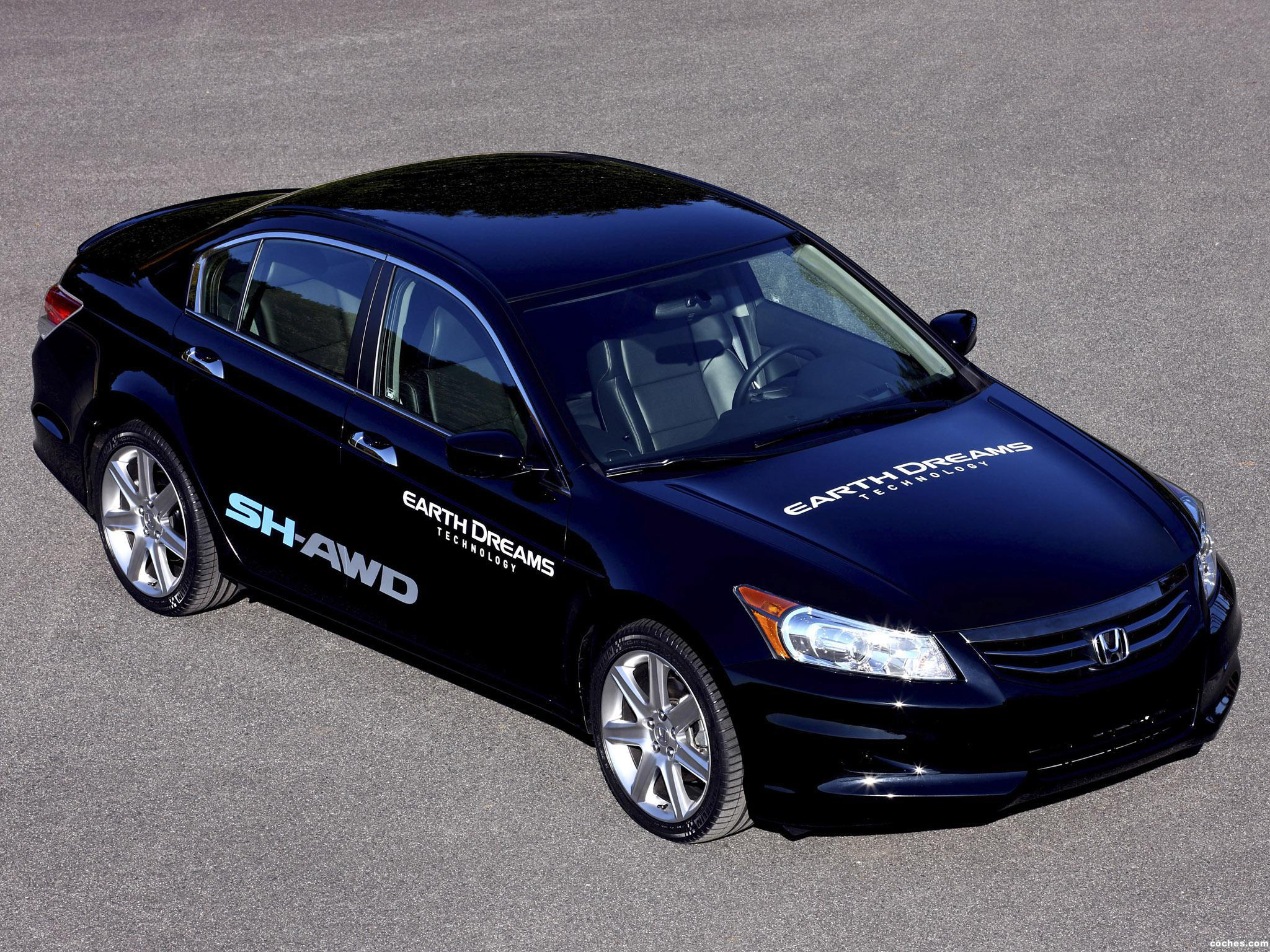Foto 0 de Honda Accord Electric SH AWD Prototype USA 2011