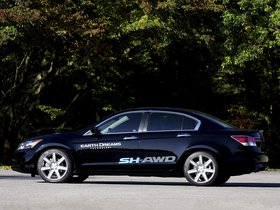 Ver foto 2 de Honda Accord Electric SH AWD Prototype USA 2011