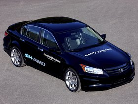 Fotos de Honda Accord Electric SH AWD Prototype USA 2011