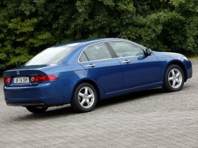 Ver foto 4 de Honda Accord Europe 2003