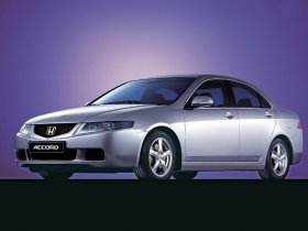 Ver foto 14 de Honda Accord Europe 2003