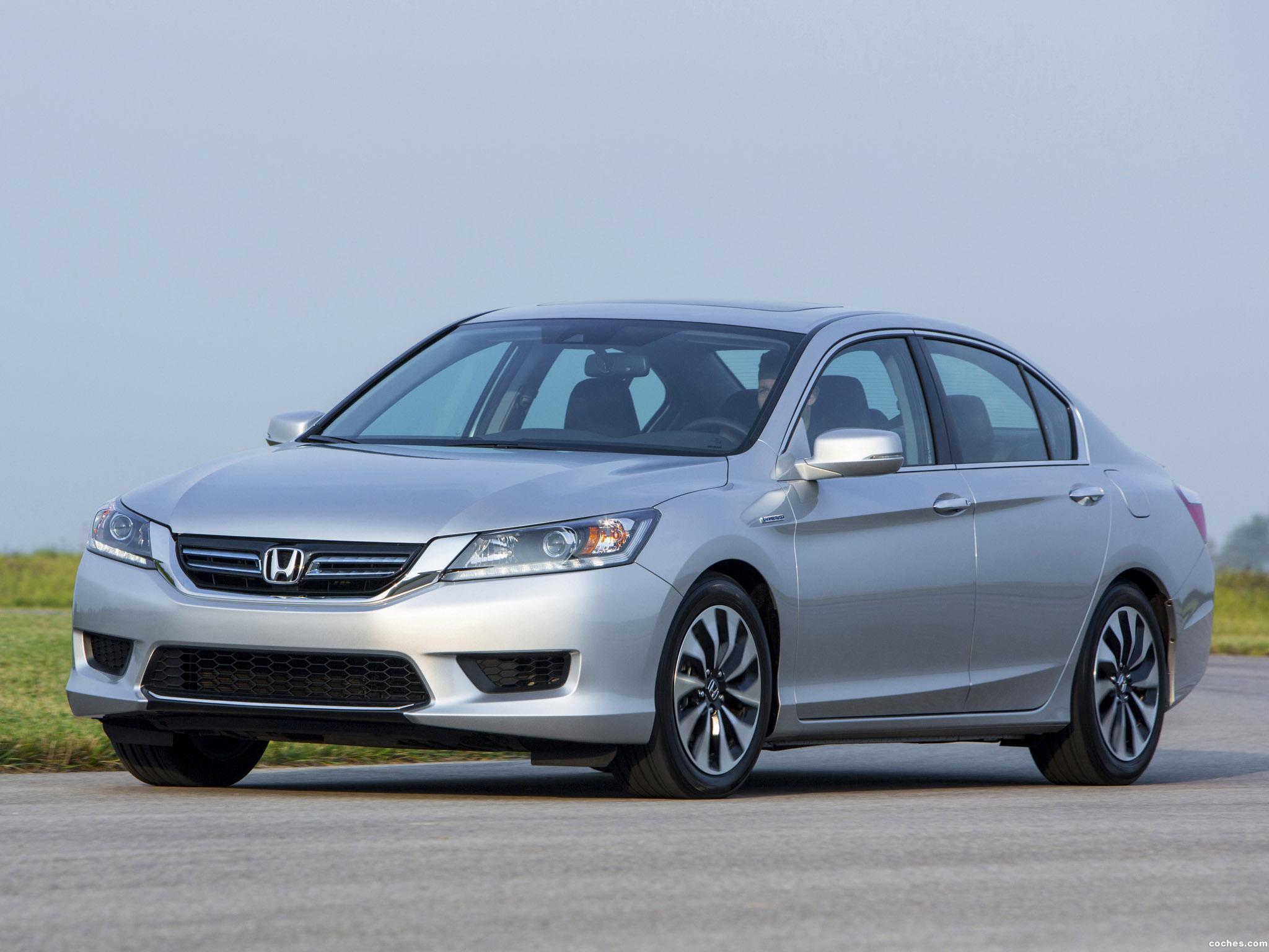 Foto 0 de Honda Accord Hybrid EX-L USA 2013