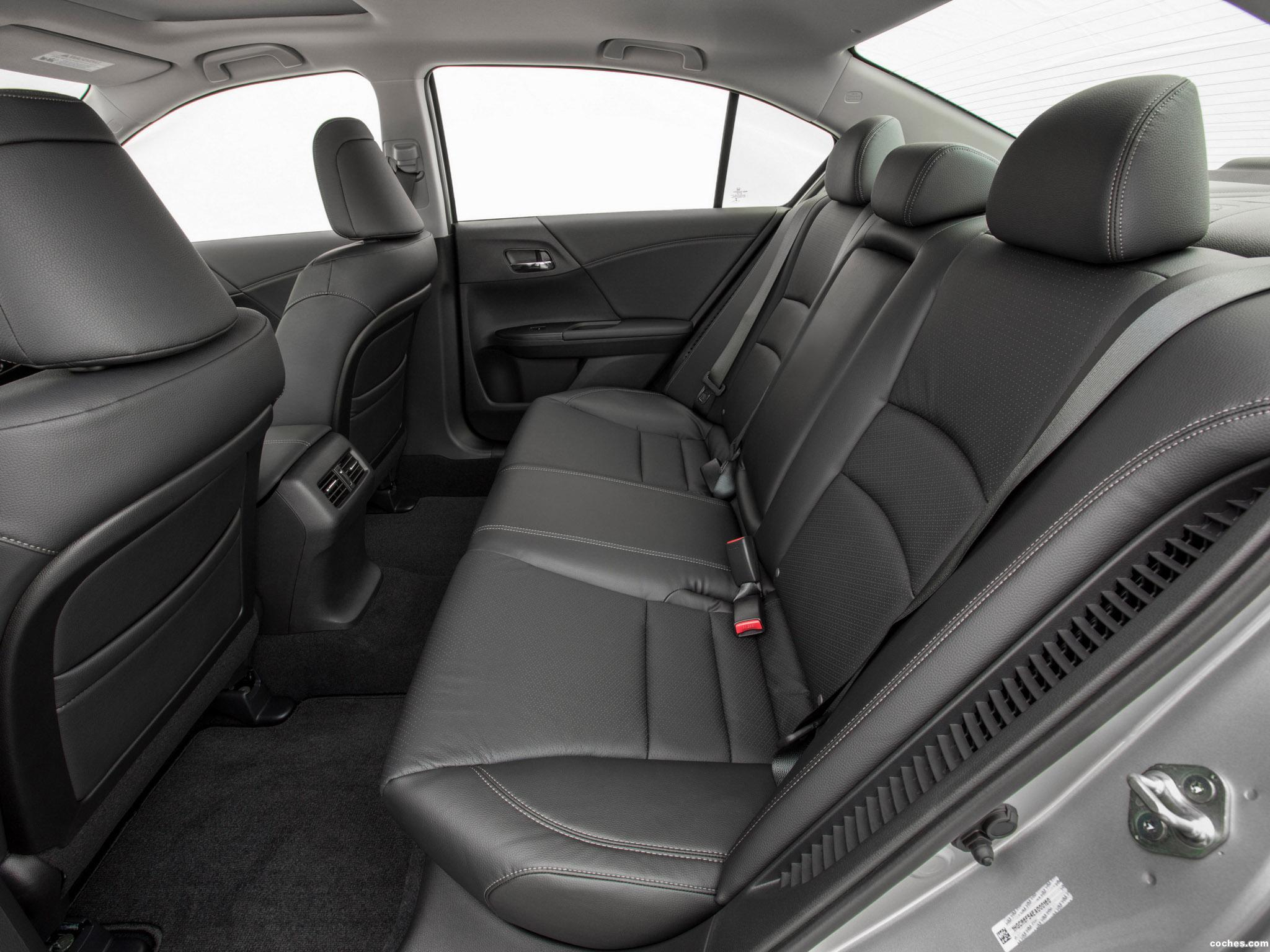 Foto 26 de Honda Accord Hybrid EX-L USA 2013