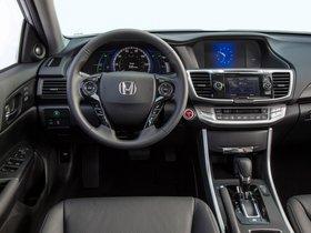 Ver foto 30 de Honda Accord Hybrid EX-L USA 2013