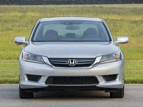 Ver foto 21 de Honda Accord Hybrid EX-L USA 2013