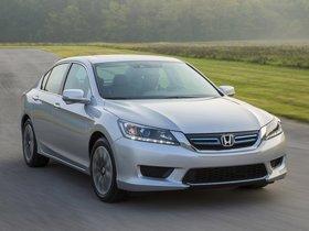 Ver foto 20 de Honda Accord Hybrid EX-L USA 2013