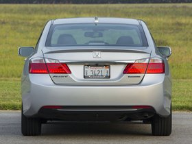 Ver foto 19 de Honda Accord Hybrid EX-L USA 2013