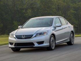 Ver foto 18 de Honda Accord Hybrid EX-L USA 2013