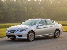 Ver foto 17 de Honda Accord Hybrid EX-L USA 2013