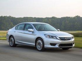Ver foto 16 de Honda Accord Hybrid EX-L USA 2013