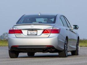 Ver foto 15 de Honda Accord Hybrid EX-L USA 2013