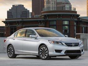 Ver foto 14 de Honda Accord Hybrid EX-L USA 2013