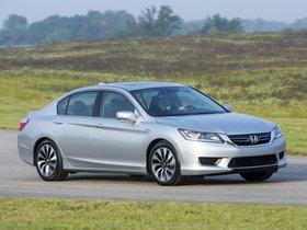 Ver foto 13 de Honda Accord Hybrid EX-L USA 2013
