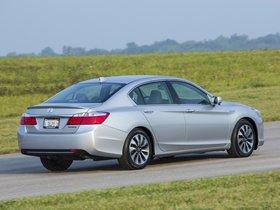 Ver foto 12 de Honda Accord Hybrid EX-L USA 2013